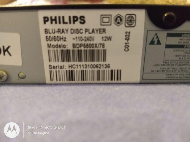 Aparelho Blue-ray Phillips - Foto 2