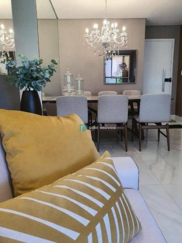 Apartamento com 3 dormitórios à venda, 106 m² por R$ 699.900 - Centro - Juiz de Fora/MG - Foto 10