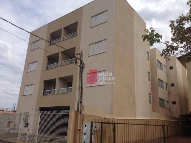 Apartamento à venda, 67 m² por R$ 260.000,00 - Tocantins - Toledo/PR