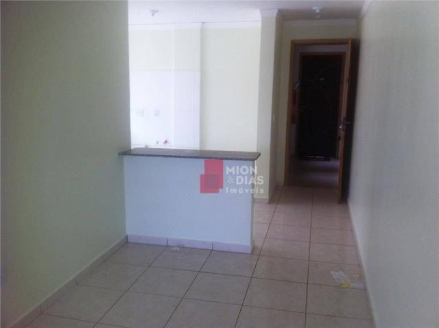 Apartamento à venda, 67 m² por R$ 260.000,00 - Tocantins - Toledo/PR - Foto 4