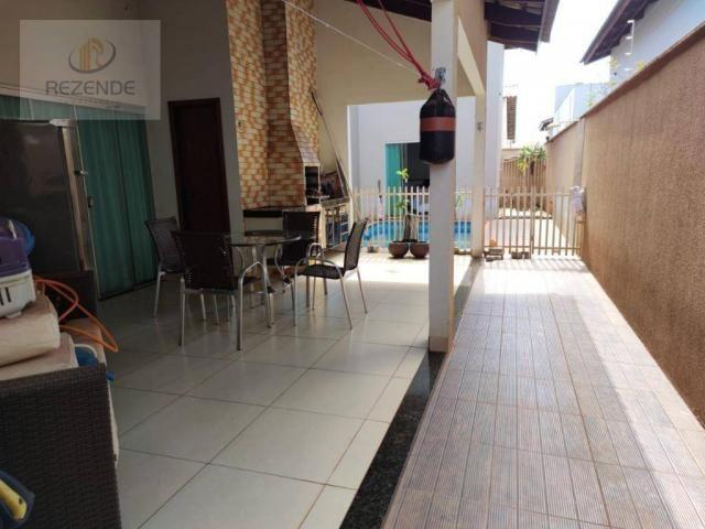Casa com 3 dormitórios à venda, 192 m² por R$ 650.000,00 - Plano Diretor Norte - Palmas/TO - Foto 12