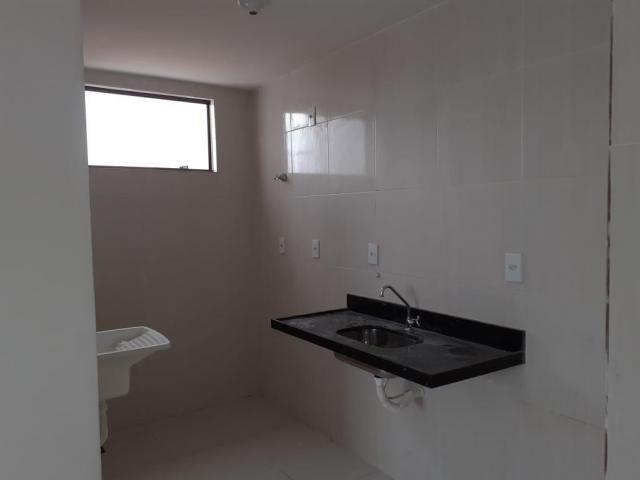 (Próximo ao Almeidão) 2 quartos, 1 suíte, 50 m² por R$ - Cristo Redentor - JP - Foto 5