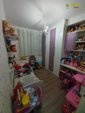 Apartamento com 3 dormitórios à venda por R$ 360.000,00 - Vila Carrão - São Paulo/SP - Foto 9