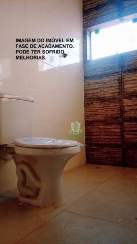Apartamento com 1 dormitório para alugar, 34 m² por R$ 1.300/mês na Vila Portes em Foz do  - Foto 4