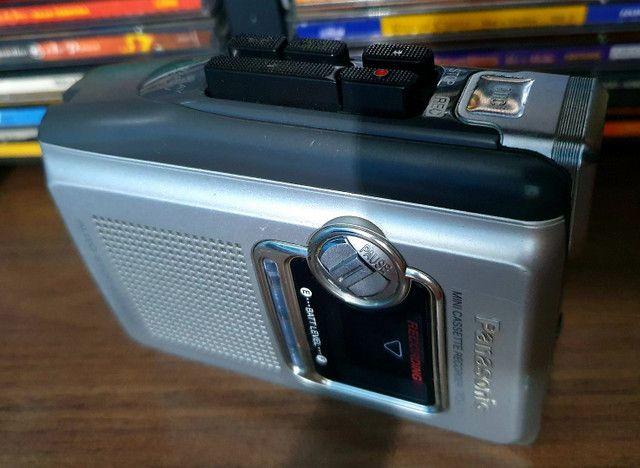 Mini Cassete Recorde Panasonic  - Foto 2