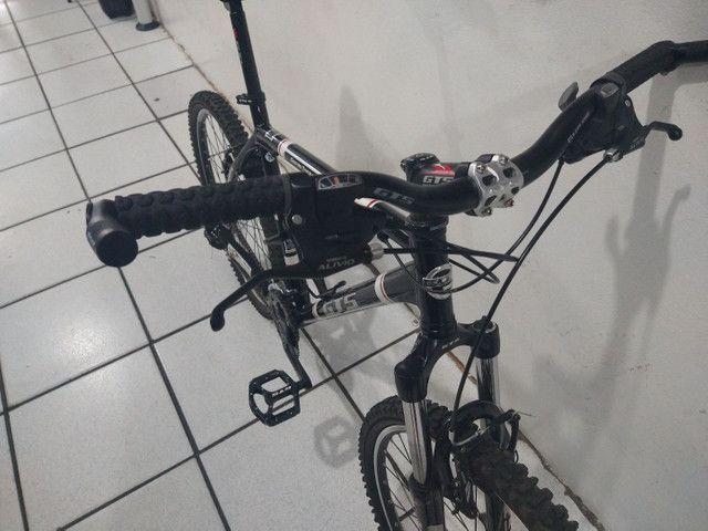 Bicicleta GTS Aro26  - Foto 4
