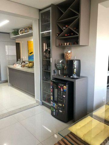 Apartamento 3 suítes, com 163m2, no Jardim Goiás - Foto 5