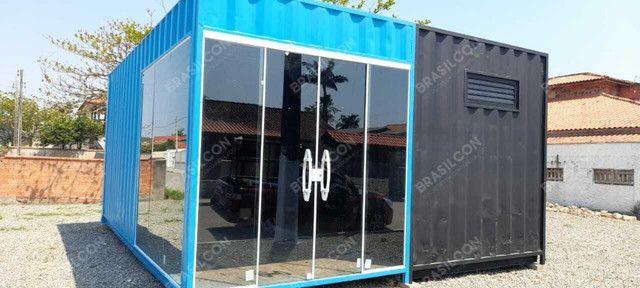 Loja Container 30 m² - Foto 3