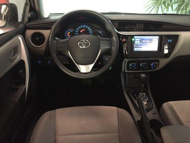 Toyota / Corolla Gli 1.8 Flex 16v Automático - 2017/18 - Foto 13