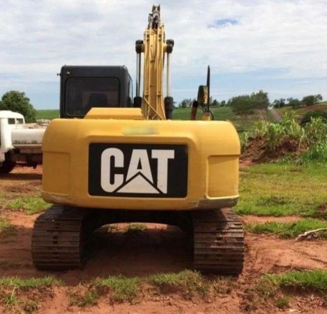 Escavadeira Hidráulica Cat 312 dl ( Parcelada) - Foto 2