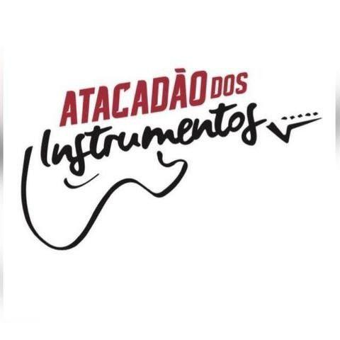 Tagima Guitarra Semi Acustica Blues 3000 C/Case Produto Novo Loja Fisica - Foto 3
