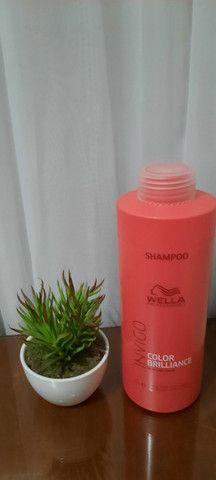 Kit completo  brillance  wella  profissional  - Foto 3