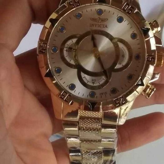 Relógio masculino invicta - Foto 2