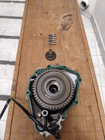 Peças de motor e cambio Hornet carburada 2007 - Leia o descritivo - Foto 12