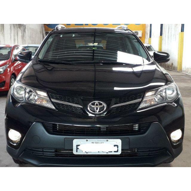Toyota/ Rav4 2.0 4x2 automática gasolina 14/15 completa - Foto 10