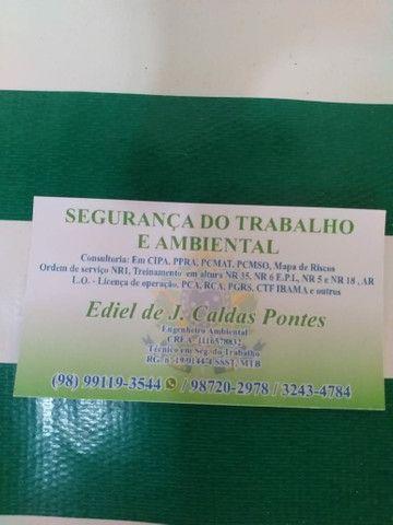 Consultoria de segurança do trabalho e ambiental
