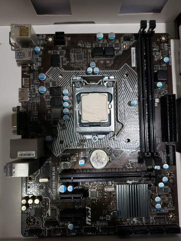 Placa mãe h110m pro-vh plus (socket 1151) - Foto 3
