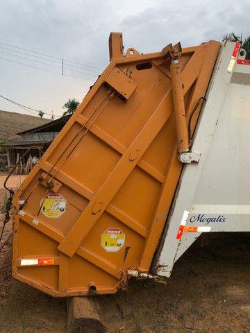 Compactador de lixo - Foto 4