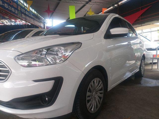 K.a sedan 1.5 Se 2019 ent:6.000 48×934 primeira para 60 dias  - Foto 2