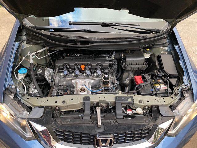 Civic LXR 2015 automático - Foto 8