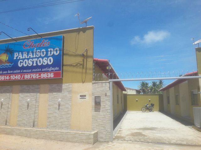Chales novos no centro de São Miguel do gostoso temos vagas para o feriado 21/11 - Foto 15