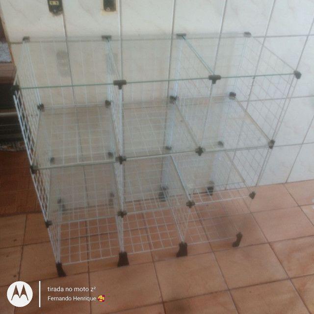 Vidrine de vidro