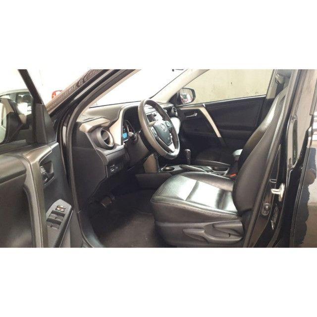 Toyota/ Rav4 2.0 4x2 automática gasolina 14/15 completa - Foto 5