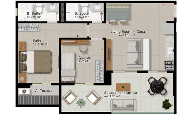 You residence (novidade da Urbana) - Foto 13