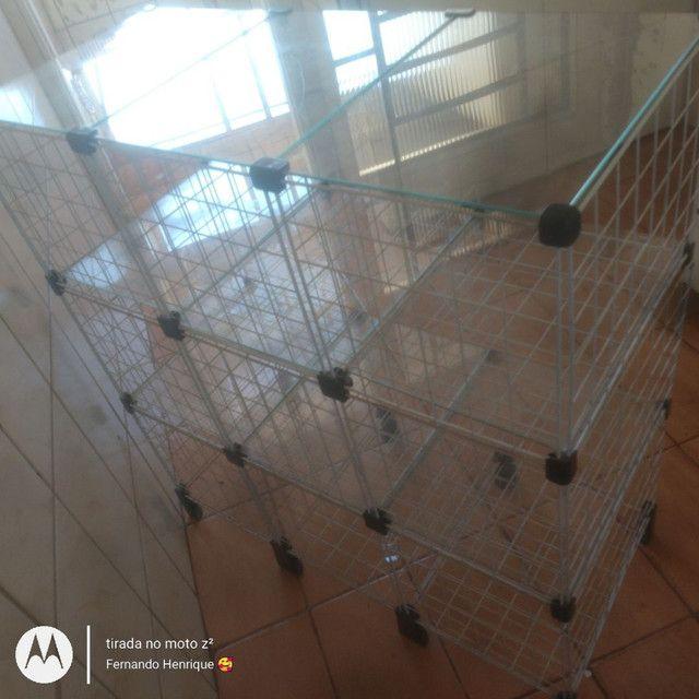 Vidrine de vidro  - Foto 2