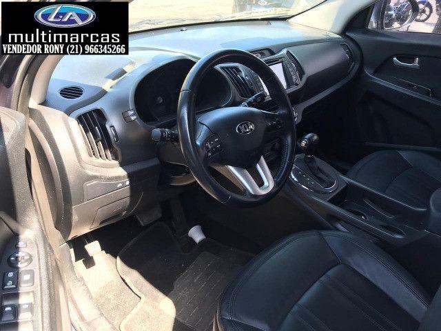 Kia Motors Sportage EX 2.0 Aut. 2014. Entrada a partir de 13.500,00 + 48x de 1.129,99 - Foto 8