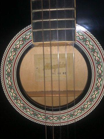 Violão Memphis (faltando uma corda) - Foto 3