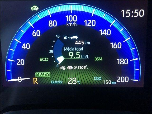 Toyota Corolla cross 2022 1.8 vvt-i hybrid flex xrx cvt - Foto 2