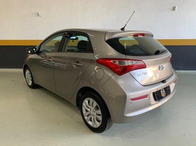 Hyundai HB20  1.6 Comfort Plus FLEX MANUAL - Foto 4