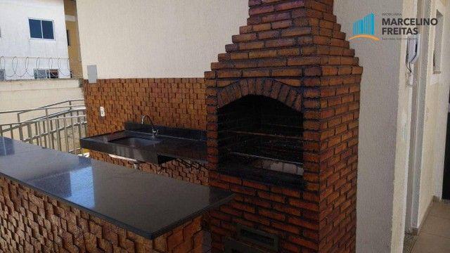 Apartamento com 2 dormitórios para alugar, 44 m² por R$ 809,00/mês - Vila Velha - Fortalez - Foto 7