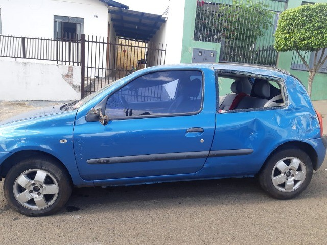 Renault Clio Authentique 1.0 8v Completocapotado) - Foto 3