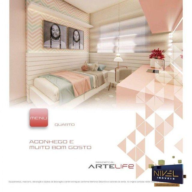 Apartamento com 3 dormitórios à venda, 82 m² por R$ 486.045 - Setor Leste Universitário -  - Foto 13