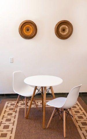 !Conjunto mesa 70 cm + 2 cadeiras !!