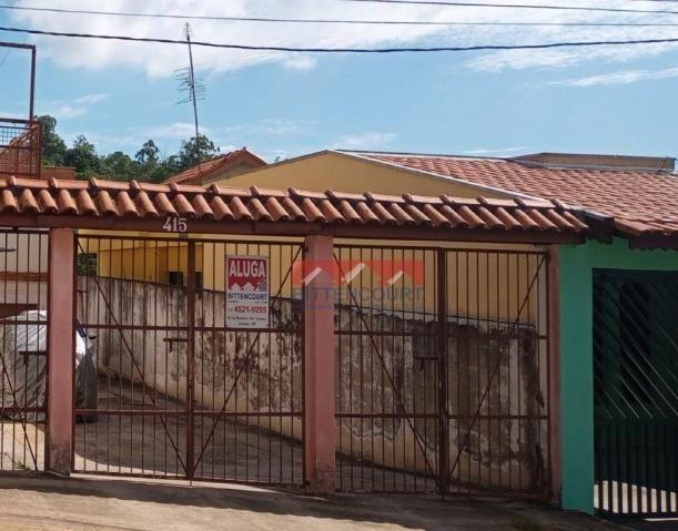 Casa com 1 dormitório para alugar, 40 m² por R$ 700,00/mês - Cidade Nova - Jundiaí/SP