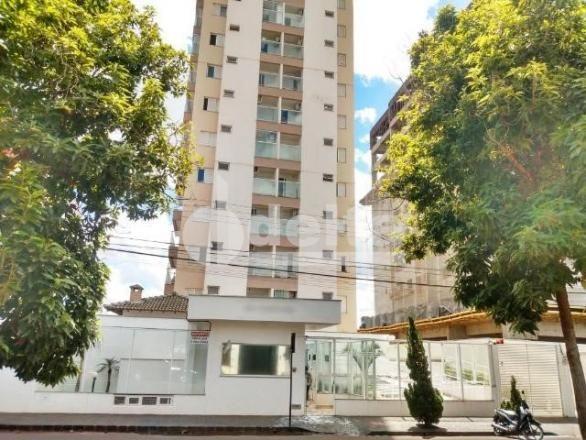 Apartamento para alugar com 3 dormitórios em Morada da colina, Uberlandia cod:643041