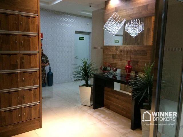 Ótimo apartamento mobiliado à venda no centro de Cianorte! - Foto 10