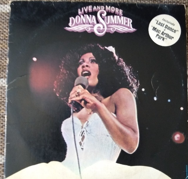 3  Discos  vinil   Donna  summer   - Foto 3
