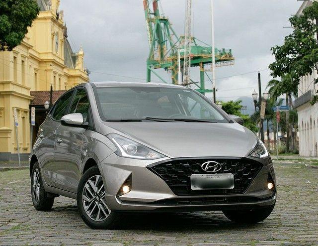 Para de negociar com os Apps, e compre seu próprio  Hyundai 2021 - Foto 3