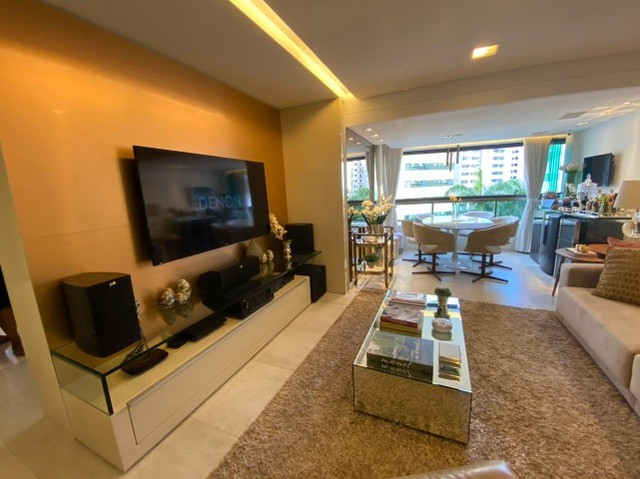 Edf Via Tazolli Setubal/129m/3 suites/capa de revista/luxo/3 vagas/lazer. - Foto 4