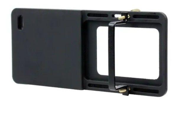 Adaptador estabilizador gimbal Gopro 3 4 5 6 7 Hero - Foto 2