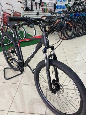 Bicicleta Elleven Gravity 27v - Foto 2