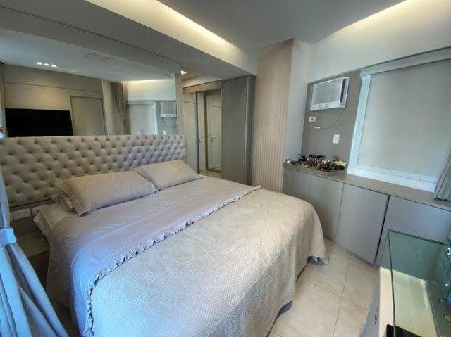 Edf Via Tazolli Setubal/129m/3 suites/capa de revista/luxo/3 vagas/lazer. - Foto 11
