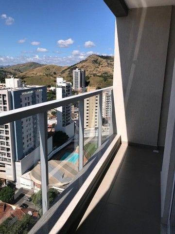 Locação apto novo 2 quartos (sendo 1 suíte) no Centro de Três Rios - Foto 12