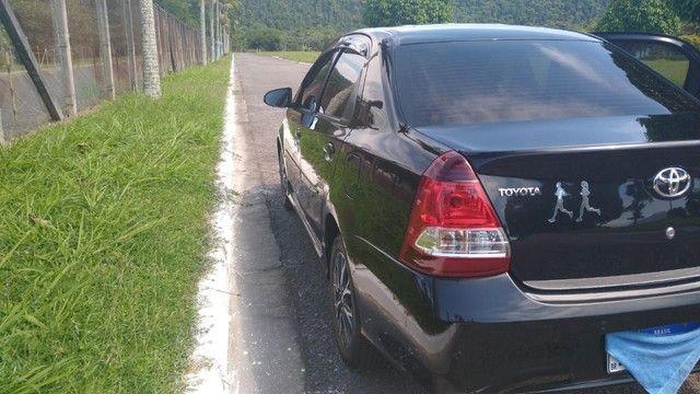 Toyota Etios Sedan 1.5 Platinum 2018