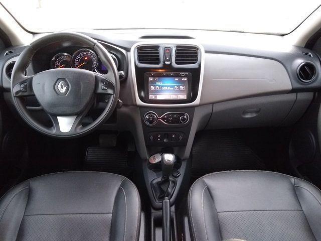 Renault Logan Dynamique Easyr automático 2015 - Foto 6