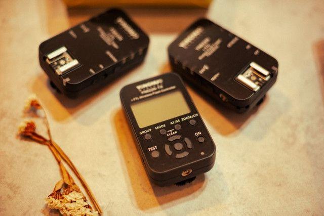 Radio Flash Yongnuo 622-N para Nikon